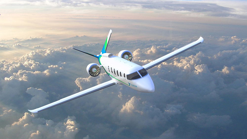 Electricity aircraft for medical flight