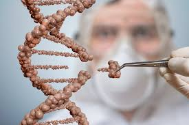 A New Class of Medicine through DNA Editing -Genome editing is a type of genetic engineering
