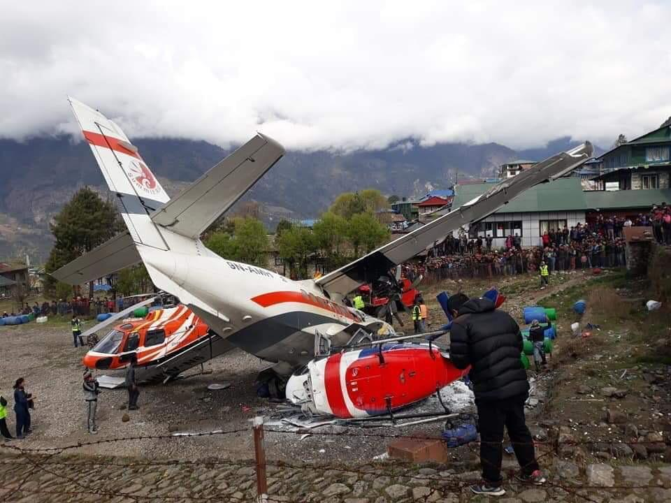 Air Crashes in Nepal - Safety Factors in Aviation- Kathmandu Medevac