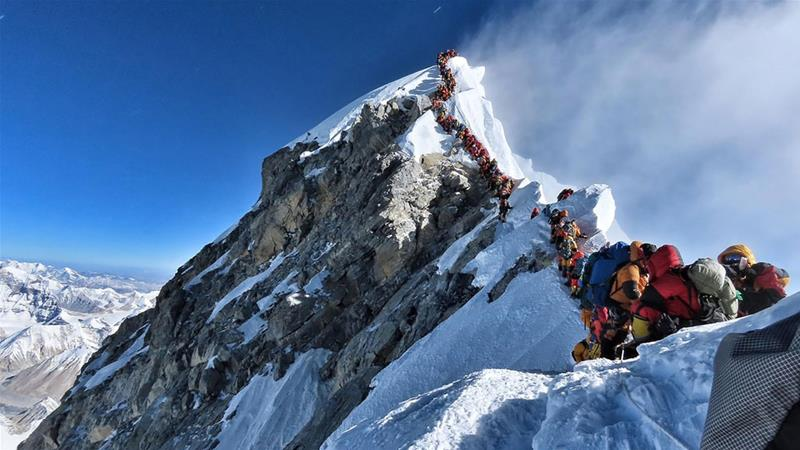 Accident during Everest Climb - Altitude sickness-Nepal Medevac